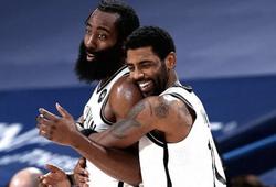 Không có Kevin Durant, Nets vẫn tạo ra Big 3 ném cháy rổ OKC