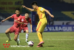 Kết quả Thanh Hóa vs Nam Định, video V.League 2021