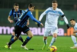 Nhận định Atalanta vs Lazio, 21h00 ngày 31/01, VĐQG Italia