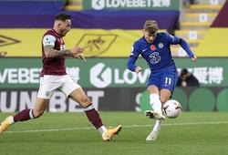 Đội hình ra sân Chelsea vs Burnley tối nay 31/1: Werner lĩnh ấn tiên phong