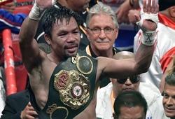 Manny Pacquiao bị WBA tước đai vô địch vì nghỉ đấu quá lâu