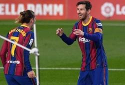Messi có thành tích ghi bàn tốt nhất dưới thời HLV nào?