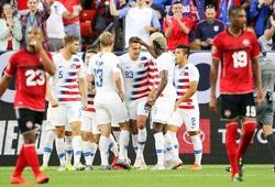 Kết quả Mỹ vs Trinidad & Tobago, giao hữu bóng đá hôm nay 1/2