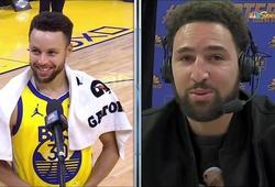 Cuộc phỏng vấn của Splash Brothers khiến NBA phát cuồng