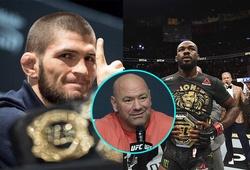 """Dana White: """"Jon Jones vĩ đại nhất, Khabib là người mạnh nhất UFC hiện tại"""""""