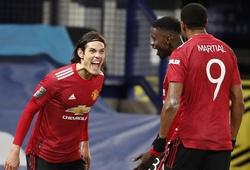 Đội hình ra sân MU vs Southampton dự kiến: Cavani nhường chỗ cho Martial
