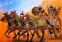 Lịch sử AOE: Đế chế tàn bạo Assyria và những cuộc tắm máu bằng cung tên