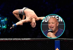 Dana White e sợ cách ăn mừng của tân binh Michael Chandler tại UFC 257