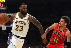 Nhận định NBA: Los Angeles Lakers vs Atlanta Hawks (Ngày 2/2 7h30)