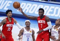 Suýt phá kỷ lục NBA, Houston Rockets thắng 6 trận liên tiếp