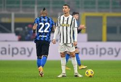 Đội hình ra sân Inter Milan vs Juventus dự kiến: Ronaldo đá chính, Lukaku treo giò