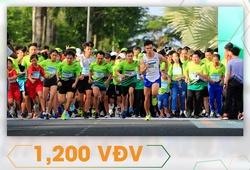 Mekong Delta Marathon Hậu Giang 2021 cán mốc hơn 1200 VĐV sau một ngày đăng ký
