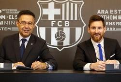Barca có điều khoản đặc biệt yêu cầu Messi học ngoại ngữ