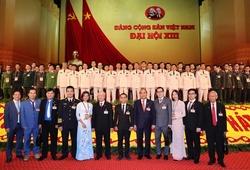 Nguyễn Thị Oanh gặp Tổng Bí thư Nguyễn Phú Trọng tại Đại hội Đảng toàn quốc