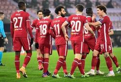 Tin bóng đá hôm nay mới nhất 2/2: Liverpool và Arsenal gặp khó tại Cúp châu Âu
