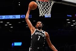 Ghi hơn 500 điểm trong 17 trận, Kevin Durant suýt đi vào lịch sử NBA