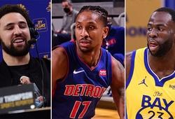 """Bị nói chấn thương vì hay """"khẩu nghiệp"""", Klay Thompson phản ứng cực gắt với cựu cầu thủ NBA"""