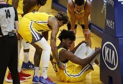Golden State Warriors khủng hoảng trầm trọng trước chuyến đi giông bão