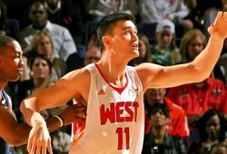 Yao Ming và vết nhơ không thể gột rửa tại NBA All-Star 2011