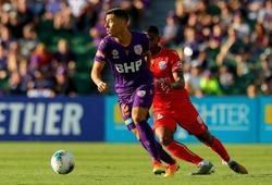 Trực tiếp Adelaide United vs Perth Glory, bóng đá Úc hôm nay 5/2