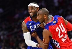 Top 5 siêu sao tham dự NBA All-star nhiều hơn cả Michael Jordan