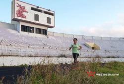 Chạy 100 vòng sân, HCĐ marathon SEA Games Hồng Lệ khiến cộng đồng… chóng mặt