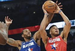 Sau LeBron, K.Leonard và Antetokounmpo đồng loạt lên tiếng phản đối NBA All-Star đầy xúc động