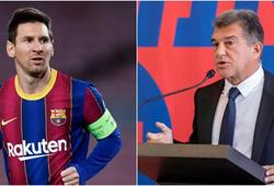 Cựu chủ tịch Barca chỉ ra cách để giữ Messi ở lại