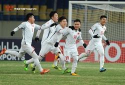 Tuổi Sửu nâng bước bóng đá Việt Nam vươn ra đấu trường quốc tế