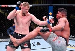 UFC Fight Night 184: Volkov hạ gục Overeem, lão tướng Frankie Edgar thua thảm