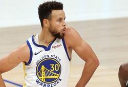 Rực cháy với 11 quả 3 điểm, Curry vẫn không gánh nổi Golden State Warriors