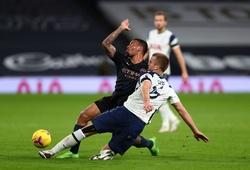 Lịch thi đấu vòng 24 Ngoại hạng Anh 2020/2021: Man City vs Tottenham