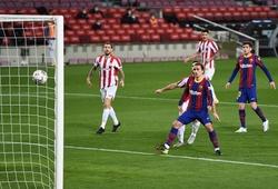 Barca dẫn trước Real Madrid trong cuộc đua bàn thắng tại La Liga