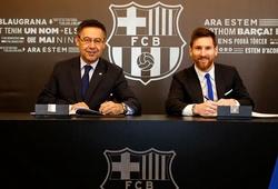 Messi và các điều khoản hợp đồng kỳ lạ trong bóng đá