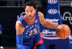 Derrick Rose rời Detroit Pistons, tái hợp cùng HLV cũ tại New York Knicks
