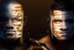 Lịch thi đấu UFC 258: Kamaru Usman vs Gilbert Burns ngày 14/2