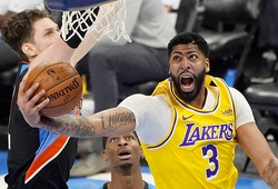 Nhận định NBA: Oklahoma City Thunder vs Los Angeles Lakers (Ngày 9/2 10h00)