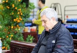 Tết xa nhà một mình tại Nhổn của chuyên gia điền kinh Bulgaria