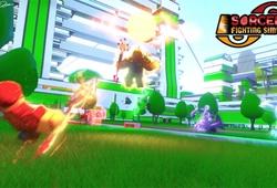 Code Sorcerer Fighting Simulator mới nhất tháng 2/2021