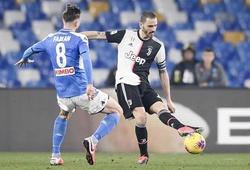 Nhận định, soi kèo Napoli vs Juventus, 0h ngày 14/02, VĐQG Italia