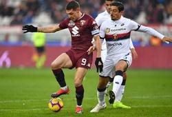 Nhận định Torino vs Genoa, 21h00 ngày 13/02, VĐQG Italia
