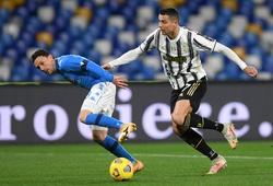 Video Highlight Napoli vs Juventus, bóng đá Ý hôm nay 14/2
