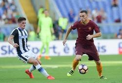 Nhận định AS Roma vs Udinese, 18h30 ngày 14/02, VĐQG Italia