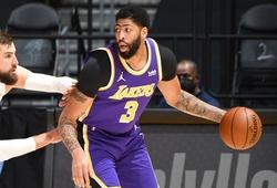 Anthony Davis trở lại gánh vác cùng LeBron, Lakers tiếp tục lội ngược dòng