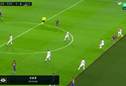 Bàn thắng của Messi bị VAR tước bỏ được công nhận ở... Hà Lan