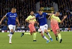 Lịch trực tiếp Bóng đá TV hôm nay 17/2: Everton vs Man City