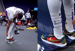 Anthony Davis tái phát chấn thương vùng Achilles, CĐV Los Angeles Lakers đâm lo