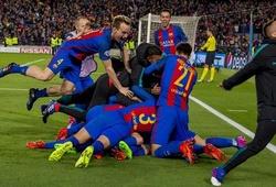 Đội hình Barca từng vùi dập PSG 6-1 có số phận ra sao?