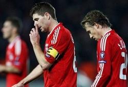 Liverpool có điềm rủi khi chơi tại Budapest ở Champions League
