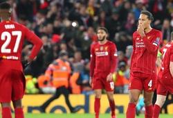 Nghịch lý luật bàn thắng sân khách tại Champions League mùa này